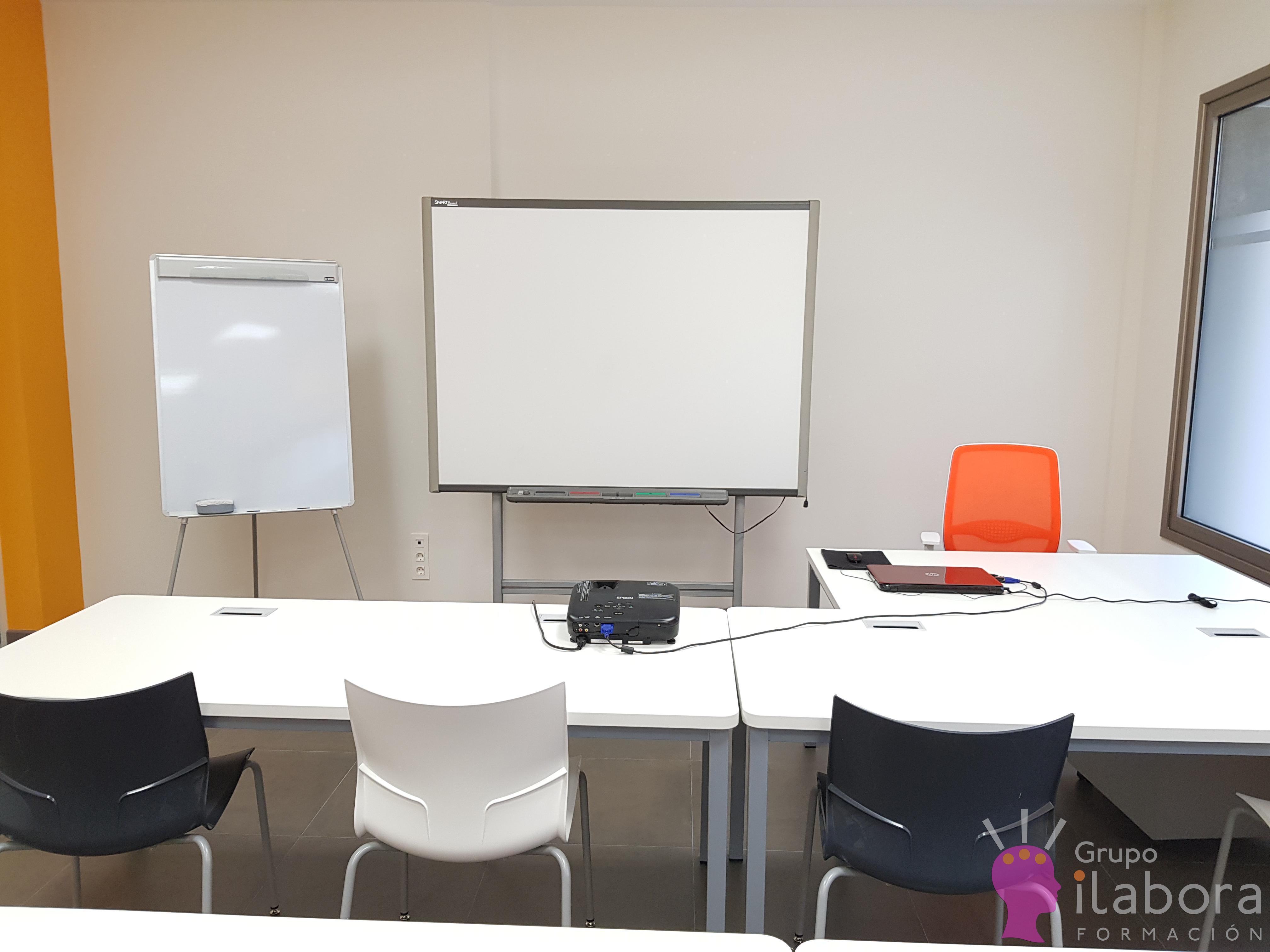 Alquiler de aulas de formación en Gijón (Asturias)